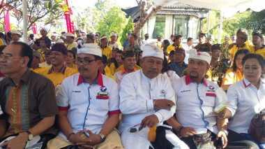 Partai Perindo Bali Dukung Penuh Sudikerta Maju Jadi Cagub 2018