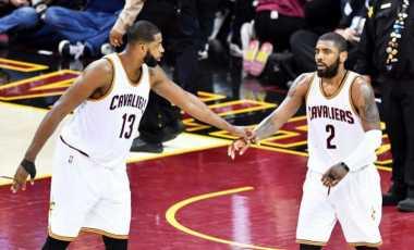 Menangi Laga Keempat, Cleveland Cavaliers Unggul 3-1 atas Boston Celtics