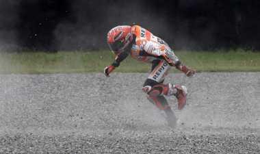 Gagal Raih Poin di GP Prancis, Pernat: Marquez Ulangi Kebiasaan Lama