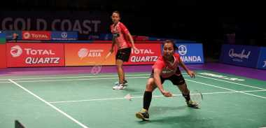Indonesia Akui Keunggulan India di Piala Sudirman 2017