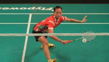 Kalahkan Blichfeldt, Fitriani Bawa Indonesia Unggul 3-1 atas Denmark
