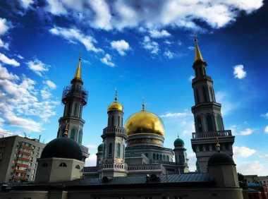 Subhanallah, Masjid Terbesar di Eropa Ternyata Ada di Moskow