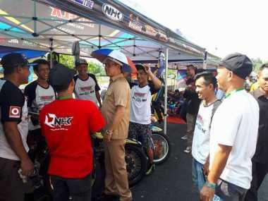 Cetak Pembalap Andal, Aswari Riva'i Dirikan Sekolah Balap Pertama di Indonesia