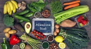 4 Makanan Penunjang Diet Alkaline