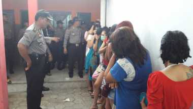 Jelang Ramadan, Polisi Razia Kos-kosan yang Diduga Jadi Tempat Prostitusi