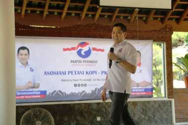 Hary Tanoe: Partai Perindo Hadir untuk Sejahterakan Para Petani