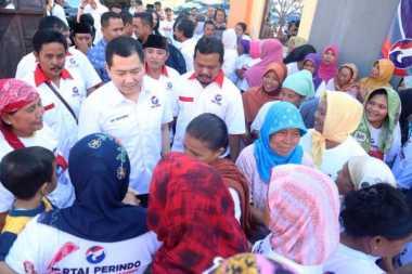 Dialog dengan Peternak Sapi Perah, Hary Tanoe: Fokus Perjuangan Perindo untuk Sejahterakan Rakyat