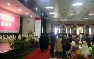Dikukuhkan Jadi Guru Besar, Jokowi Ucapan Selamat kepada KH Ma'ruf Amin