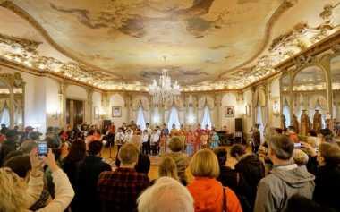 Keroncong hingga Musik Dangdut Dipamerkan di Washington DC