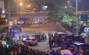 MUI Mengutuk Keras Aksi Bom Bunuh Diri di Kampung Melayu
