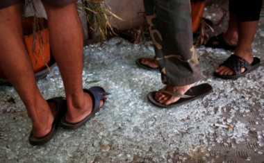 Nasir Djamil Kecam Keras Teror Bom Kampung Melayu