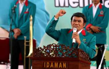 Dukung Presidential Threshold 0%, Nih Alasan Krusial Rhoma Irama