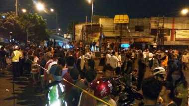 Cium Bau Menyengat, Kesaksian Polisi Korban Bom Kampung Melayu