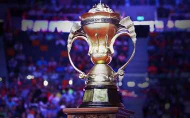 TOP FILES: Menengok Trofi Legendaris Piala Sudirman yang Indonesia Banget!