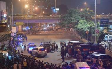 FOKUS: Bom Kampung Melayu Terkait Teror di Inggris & Filipina? Kami Tidak Takut!