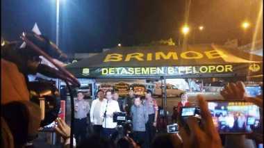 Tinjau Lokasi Bom Kampung Melayu, Jokowi: Terorisme Jadi Masalah Semua Negara
