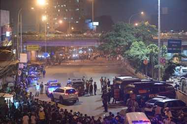Polri Belum Bisa Pastikan Bom Kampung Melayu Terkait Teror di Manchester dan Filipina