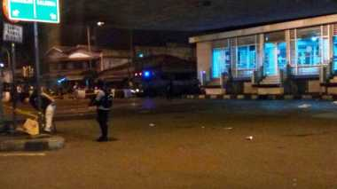 Polri Selidiki Jenis Bom yang Diledakkan Pelaku di Terminal Kampung Melayu