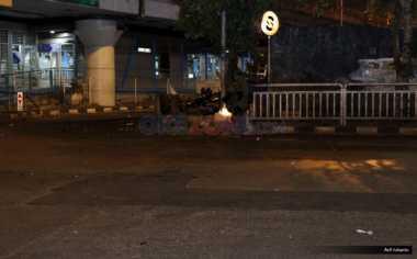 Paska-Bom Bunuh Diri di Kampung Melayu, Polisi Buka Arus Lalu Lintas