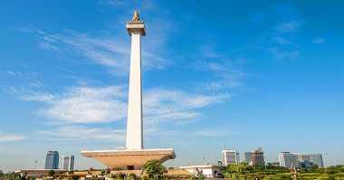 Di Hari Libur, Cuaca di Jakarta Cerah Berawan