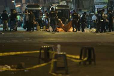 Update! Korban Bom Kampung Melayu Jadi 16 Orang