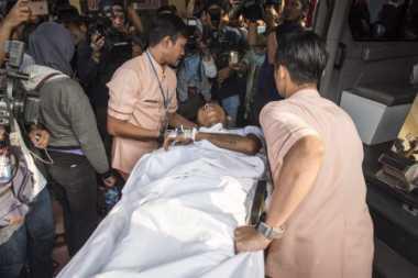 Kondisi Terkini Korban Bom Kampung Melayu yang Dirawat di RS Polri
