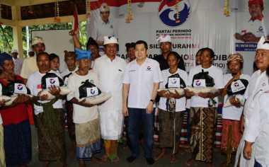 Diusung Golkar & Didukung Perindo, Siapa Pendamping Sudikerta di Pilkada Bali 2018?