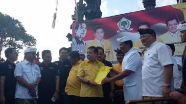 Diusung Golkar & Didukung Perindo, Sudikerta Optimis Menangkan Pilgub Bali 2018