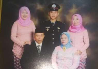 Bripka Ridho Korban Bom Kampung Melayu Akan Dimakamkan di Lampung