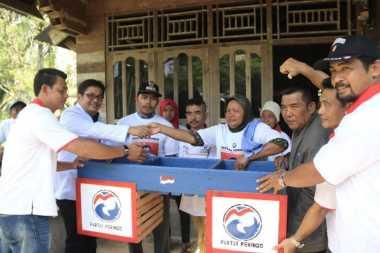 Wujudkan Kepedulian, Perindo Bantu UMKM di Mentawai