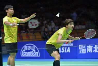 Korea Revans, Rexy Mainaky Antarkan Thailand Lolos ke Semifinal Piala Sudirman 2017