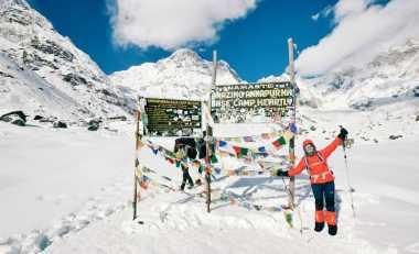 LIFE STORY#4: Diremehkan dan Dicemooh, Abex Buktikan Mampu Taklukkan Himalaya