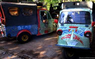 Sudah Pernah Naik 3 Kendaraan Paling Unik Asal Indonesia Belum?