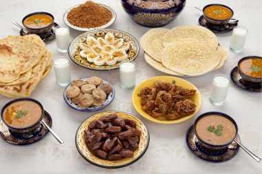 Makanan yang Perlu Anda Konsumsi saat Sahur