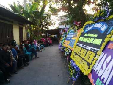 Duka di Klaten, Pelayat Padati Rumah Bripda Imam Korban Bom Kampung Melayu