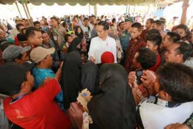 Jelang Ramadan, Jokowi Ziarah ke Makam sang Ayah