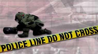 Gawat, Benda Diduga Bom Ditemukan di Dekat Rel Kereta Kediri