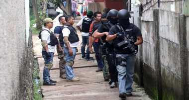 Ungkap Bom Kampung Melayu, Densus 88 Kembali Geledah Rumah di Bandung