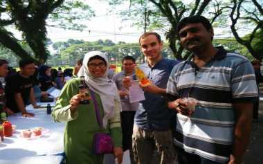 Wah, Mahasiswa Ciptakan Jamu ala Soft Drink