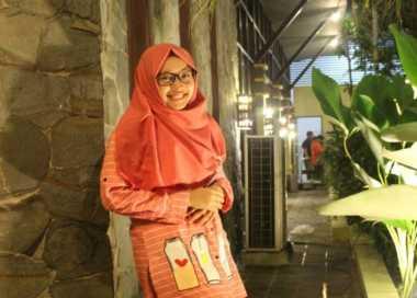 Masih 15 Tahun, Shafa Prasita Jadi Mahasiswa Termuda di Unair