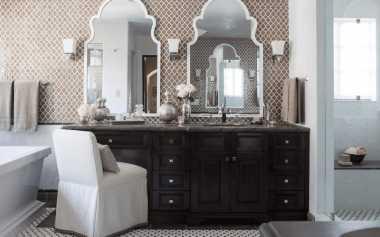 Intip Style Cermin Paling Kece untuk Kamar Mandi