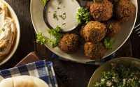 Falafel, Bola-Bola Daging Khas Timur Tengah untuk Buka Puasa
