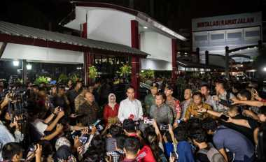 Kecam Bom Kampung Melayu, Jokowi Minta RUU Antiterorisme Segera Disahkan