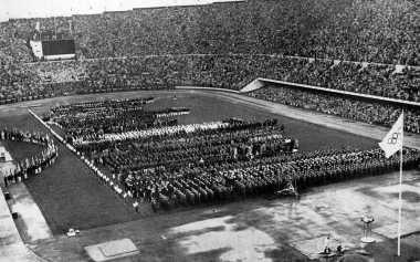 TOP FILES: Pertama Kali Ikut Olimpiade, Indonesia Hanya Kirim Tiga Atlet...Siapa Saja Mereka?