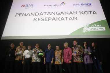 Go-Jek Gandeng Tiga Bank untuk Perluasan Layanan kepada Mitra