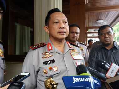 Kapolri Berduka atas Gugurnya Polisi dalam Teror Bom Kampung Melayu