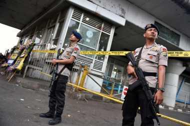 2 Bom Meledak di Kampung Melayu, Kapolri: Ledakan Pertama untuk Memancing Kerumunan