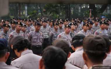 Sambut Ramadan, Polisi Tingkatkan Keamanan di Ibu Kota