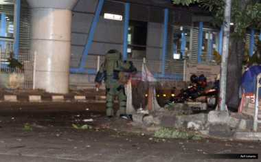Polisi Tes DNA Dua Bomber Kampung Melayu