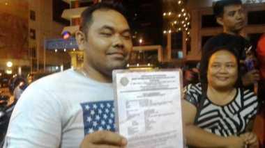 Disebut Mirip Terduga Pelaku Bom Kampung Melayu, Mantan Polisi Ini Lapor ke Polda